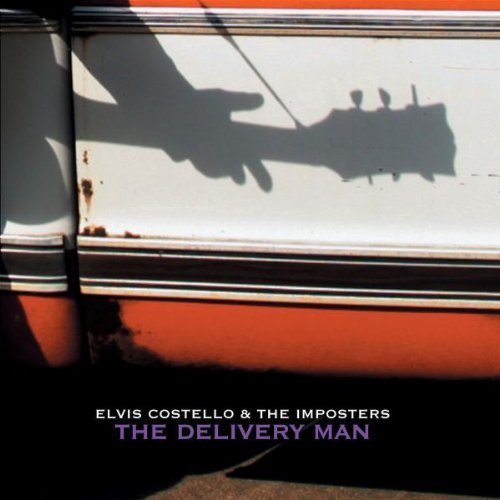 Cubierta del álbum de The Delivery Man