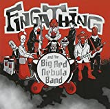 Cover von and the Big Red Nebula Band