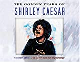 Album cover for The Golden Years of Shirley Caesar