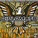 Cover de Diplomatic Immunity, Vol. 2