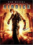 The Chronicles of Riddick (Theatrical Widescreen Edition) - movie DVD cover picture