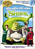 Shrek (Full Screen Single Disc Edition) - movie DVD cover picture