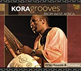 Album cover for Kora Grooves from West Africa