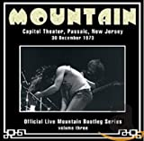 Official Bootleg Series, Vol. 3: Live at Capitol Theatre, NJ