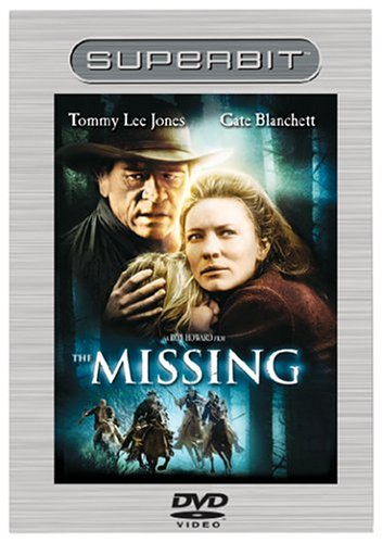 The Missing  DVD