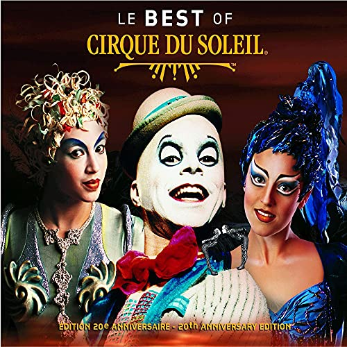 Cirque du Soleil - 10 Jaar Top 2000 CD10 [2008] - Zortam Music