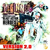 Cubierta del álbum de Blast Action Heroes Version 2.