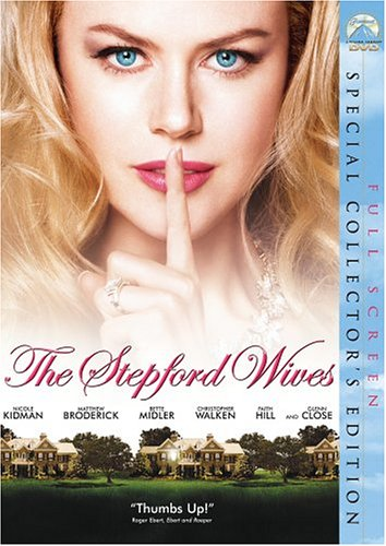 The Stepford Wives  DVD