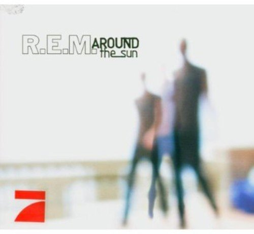 Original album cover of Around the Sun by R.E.M.
