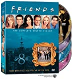 Friends - The Complete Eighth Season - movie DVD cover picture