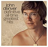 Skivomslag för John Denver - Definitive All-Time Greatest Hits