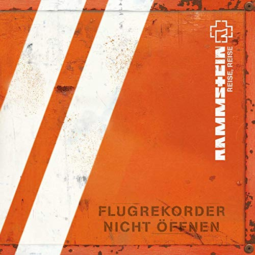 Reise Reise by Rammstein album cover