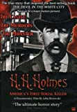 H.H. Holmes - America's First Serial Killer - movie DVD cover picture