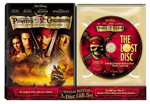 Pirates of the Caribbean - The Curse of the Black Pearl (Special Edition)