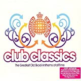 Skivomslag för Club Classics the Greatest Old Skool Anthems of All Time