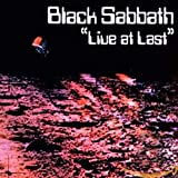 Album cover for Live At Last