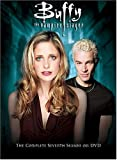 Buffy the Vampire Slayer - The Complete Seventh Season - movie DVD cover picture