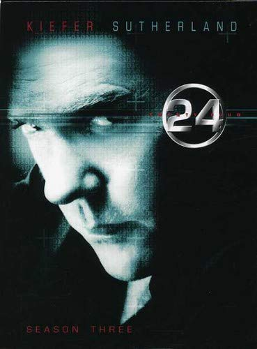 24 - Season Three DVD