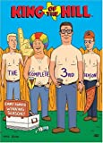 King of the Hill - The Complete Third Season - movie DVD cover picture