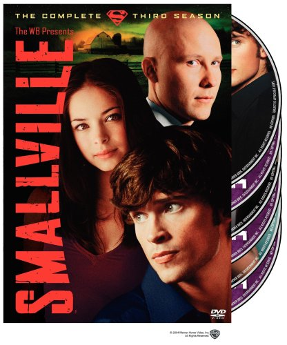 Smallville - Season 3 DVD