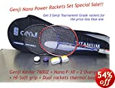 Special 360 badminton rackets Package by Genji