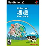 Katamari Damacy box cover