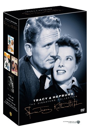 Hepburn/Tracy Signature Collection cover