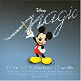Pochette de l'album pour Disney Magic