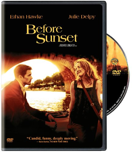 Before Sunset DVD