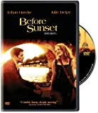 Before Sunset - movie DVD cover picture