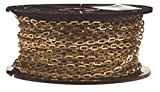 0723817 1 / 0 BRASS SAFETY CHAIN per 200 FT