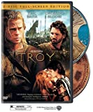 Troy (Two-Disc Full Screen Edition) - movie DVD cover picture