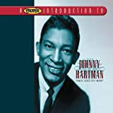 Album cover for A Proper Introduction to Johnny Hartman: There Goes My Heart