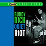 Album cover for A Proper Introduction to Buddy Rich: Quiet Riot
