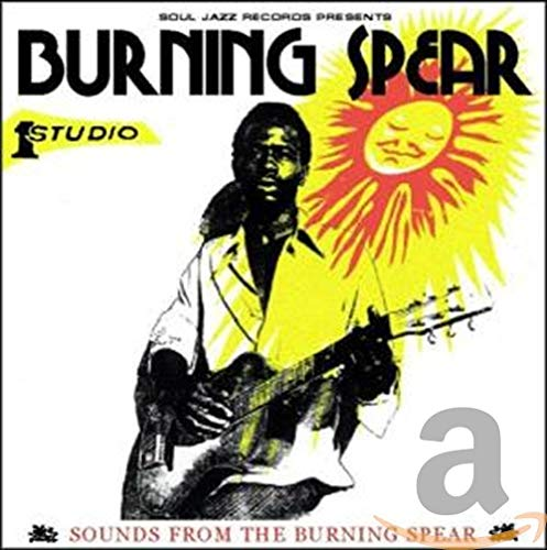 Burning Spear at Studio One