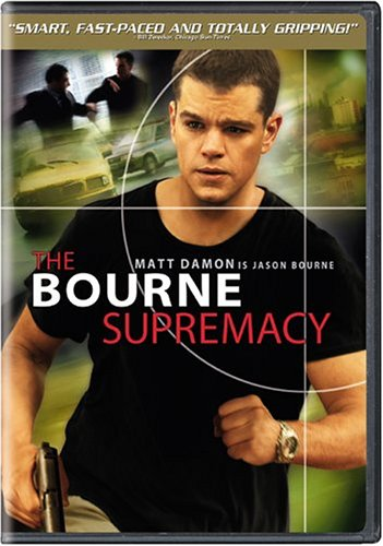 The Bourne Supremacy Widescreen Edition