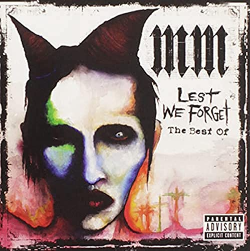 Marilyn Manson - Lest We Forget - The Best Of Marilyn Manson - Zortam Music