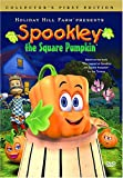 Spookley the Square Pumpkin - movie DVD cover picture