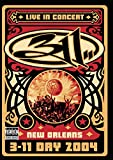 311 - Live in New Orleans 311 Day - movie DVD cover picture