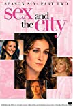 Sex and the City - Season Six, Part 2 - movie DVD cover picture