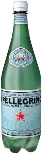 San Pellegrino Natural Sparkling Mineral Water, 33.50 fl oz Gristedes Supermarkets of New York :