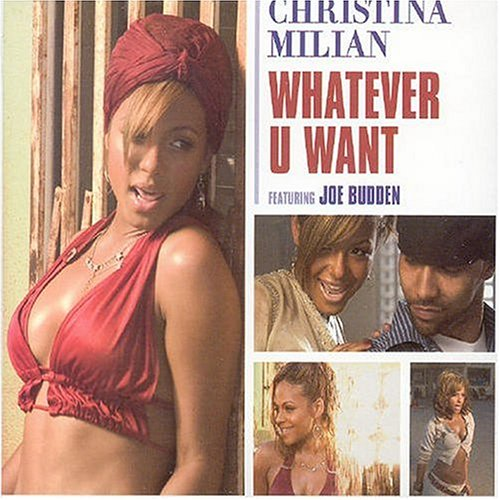 Whatever You Want, Pt. 1 [UK CD]