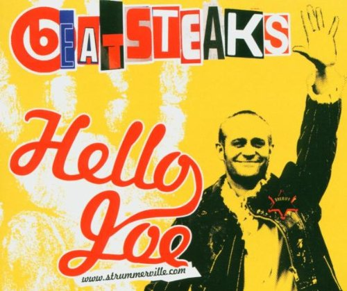 CD-Cover: Beatsteaks - Hello Joe