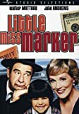 Little Miss Marker - movie DVD cover picture