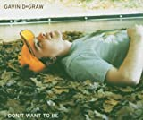 I Don't Want to Be [Germany CD]