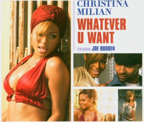 Whatever U Want, Pt. 1 [Germany CD]