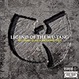 album art to Legend of the Wu-Tang Clan: Greatest Hits