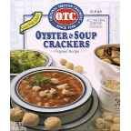 O.T.C Oyster & Soup Crackers, 10 oz