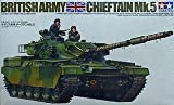British Chieftain Mk 5 Tank Military Model Kit