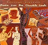 Capa de Music from the Chocolate Lands